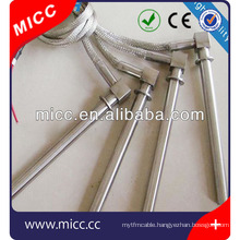Single Head Cartridge Heater Low Voltage Heating Element