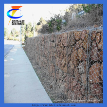 High Quality Low Carbon Gabion Wire Mesh