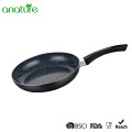 Marble Coated Black Nonstick Cookware Pan