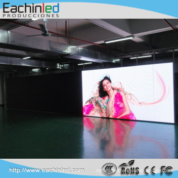 Perfect Vision Effect SMD indoor LED Video Panel P6mm LED display Screen