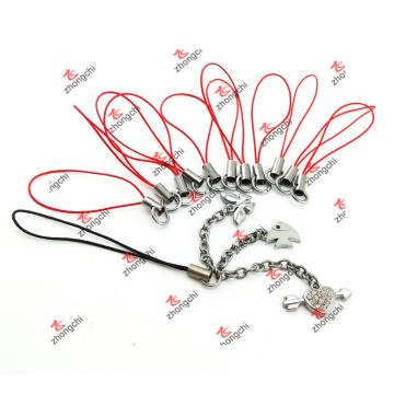 Schlüsselanhänger Seil / Handset Zaumzeug für Moble Phone Dangles (HBD51111)