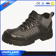 Cheaper Genuine Leather Hiking Safety Shoes Price at $ 7 A086