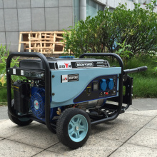 BISON China Taizhou Generator À vendre Honda 5.5kw GX390 Gasoline Generator
