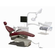 Zahnärztliche Versorgung Arten Preis China Zahnarztstuhl Einheit