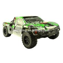 VRX Racing BLAST escovado escala de 1/10 verde, caminhão, SC
