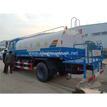 Promotion Dongfeng 4x2 10000L water tank truck