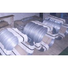 Alambre de la base de acero recubierto de zinc de 2.5mm ACSR