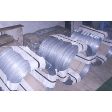 Electro or Hot Dipped Galvanized High Carbon Steel Wire