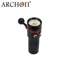 Переключатель кнопки Archon 2600lm Дайвинг Video Light W40V