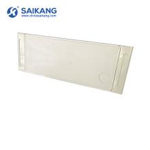 SKH046-1 Hospital ABS telescópico ajustable Dinning mesa de sobremesa