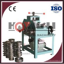Máquina de dobra de tubo de aço retangular automática HHW-G76 com CE
