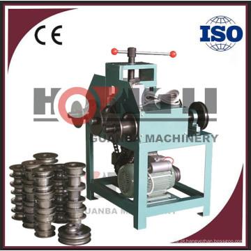 Máquina de dobra automática de três rolos HHW-G76 com CE