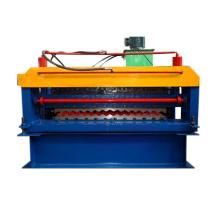 hebei xinnuo perfil múltiplo ondulado galvanizado máquinas de folha de coberturas