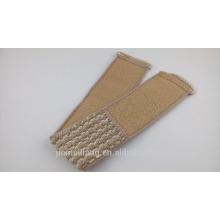 JML 9026 tira de esponja de banho de linho com alta qualidade para banheiro