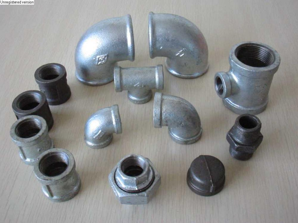 malleable iron pipe fitting 2