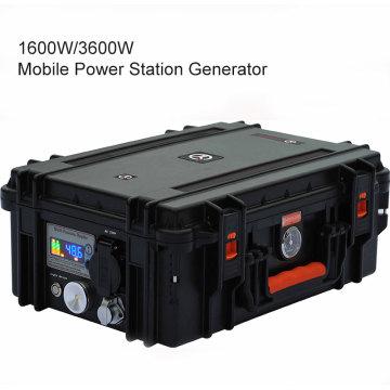 1800W/3000W Powerful Solar Power Station For Camping