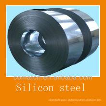 Bobina de aço do silicone 50W600 para fabricante de transformador