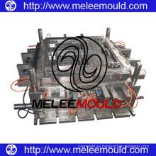 Molde de plataforma inyectado de plástico de venta caliente