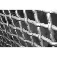 """Malha de arame ondulado de 1 """"a 300 mm Tamanho do furo"""