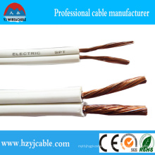 Copper Core Non-Sheathed Twin Core Spt Lamp Cord Spt-1/Spt-2/Spt-3