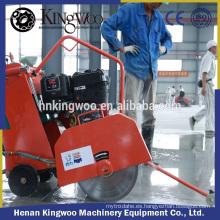 Cortadora concreta de la máquina del corte del camino Cortadora concreta del cortador del camino