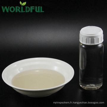 Agent tensioactif mouillant de pulvérisation de silicium organique de qualité supérieure pour l'usage agricole