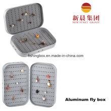 Aluminium Dry & Foam Inset Fly Box