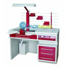 dental workstation(single person) (dental lab equipments) (Model:AX-JT3) (CE approved)