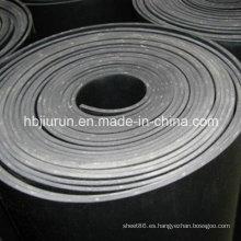 Hojas de goma diversas de alta calidad de SBR / NBR / EPDM China