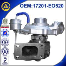 787873-0001 hino j05e pièces moteur pièce garrett turbocompresseur gt22