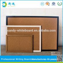 Matériaux de liège Panneaux d'affichage