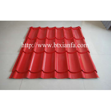Roof Tile Making Machine Roll Forming Machine