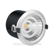 dimmable recessed led downlight, high lumen guangzhou led downlight