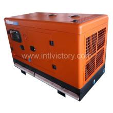 Generador del tipo silencioso del motor diesel de la energía 10kVA ~ 50kVA