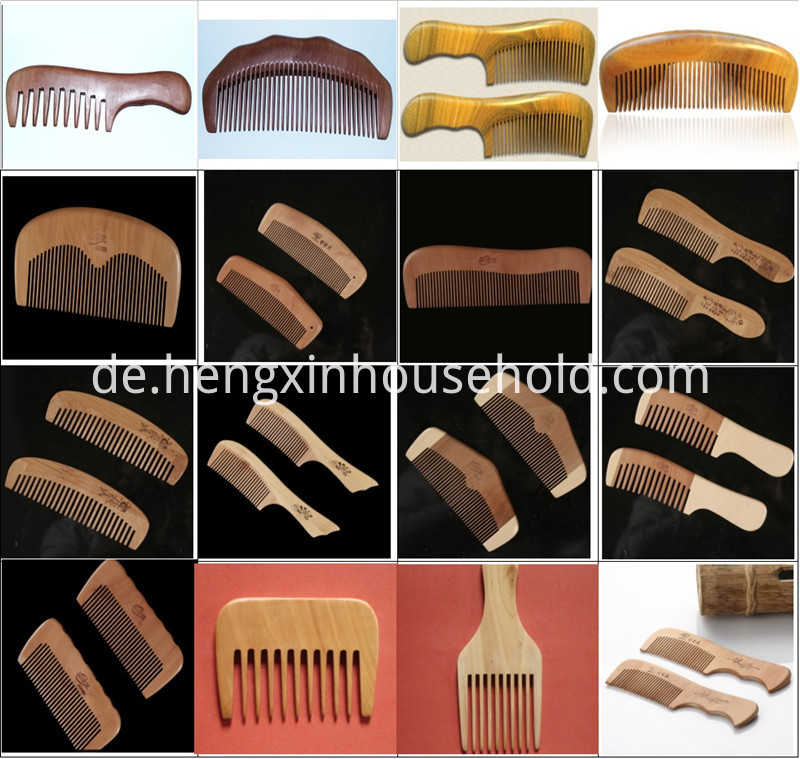 similar products-wooden comb