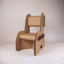 Good Quality for Home Corrugated Furniture Excellent Paper Living Chair supply to Rwanda Manufacturers