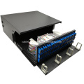 144 Fibers 4U High Density ODF Rack Mounted Optical Distribution Frame
