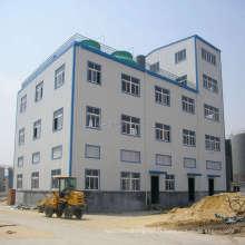 Construction en acier / Structure en acier / Bâtiment préfabriqué (SSW-56)