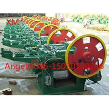 Máquina de fabricación de uñas de hierro sólido de alta velocidad