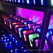 Refletor LED de alta potência RGB 10W / 20W / 30W