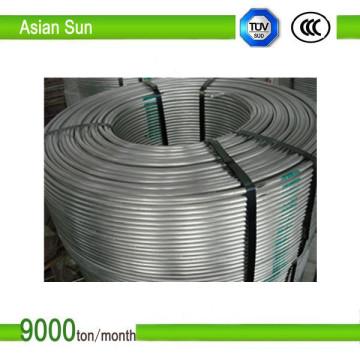 Hochwertiger Aluminiumdraht in Ec-Qualität 9,5 mm