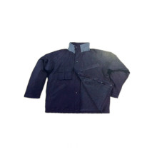 Comfortable High Quality 100% Polyester Waterproof Coat (DY-C01)