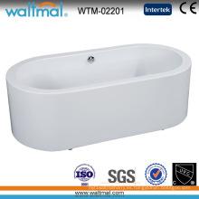 Bañera de baño vertical del cuarto de baño, mercancías sanitarias
