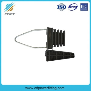 Transmission Line Wedge Clamp