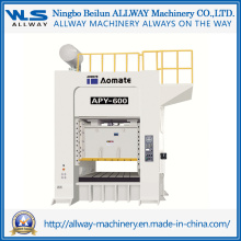 600 тонн высокая эффективность энергосберегающая машина давления/машина Пунша (АПЙ-600)