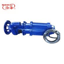 Pompe à eau sale submersible de haute qualité