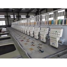 Zhuji zhaoshan 1215 broderie informatisée machine plate prix actuel