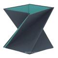 S-Sized Flat Folding Standing Desk Unterstützung mit einem Twist für Laptop PC Notebook Computer