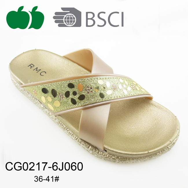 lady comfortable summer slippers