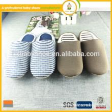 2015 newest hot sale winter warm low price men home indoor slippers